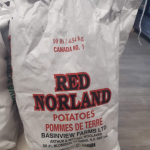 Potatoes, Red 10 lb