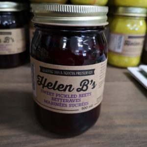 Helen B's Sweet Pickled Beets (500ml)