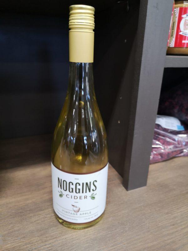 Noggins Hard Cider - Vintage Apple 750ml