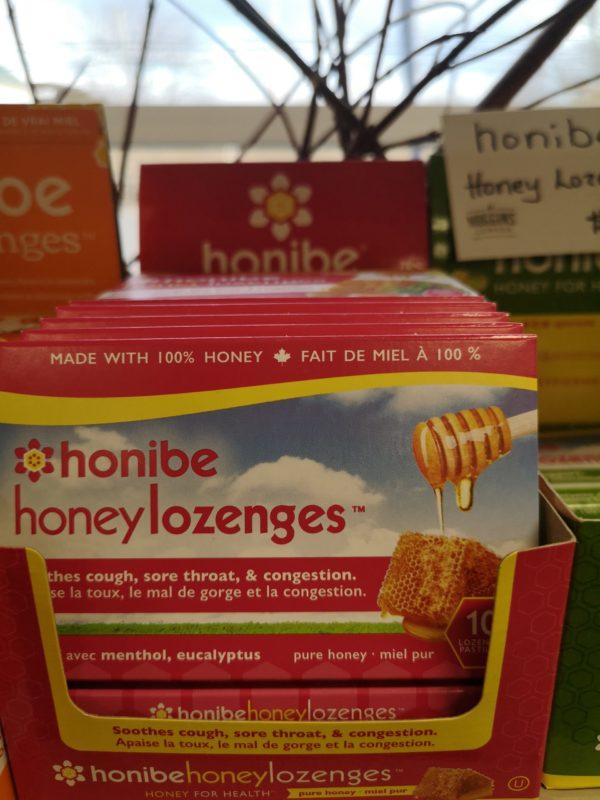 Honibe - Honey Lozenges - Pure Honey (10 pc)