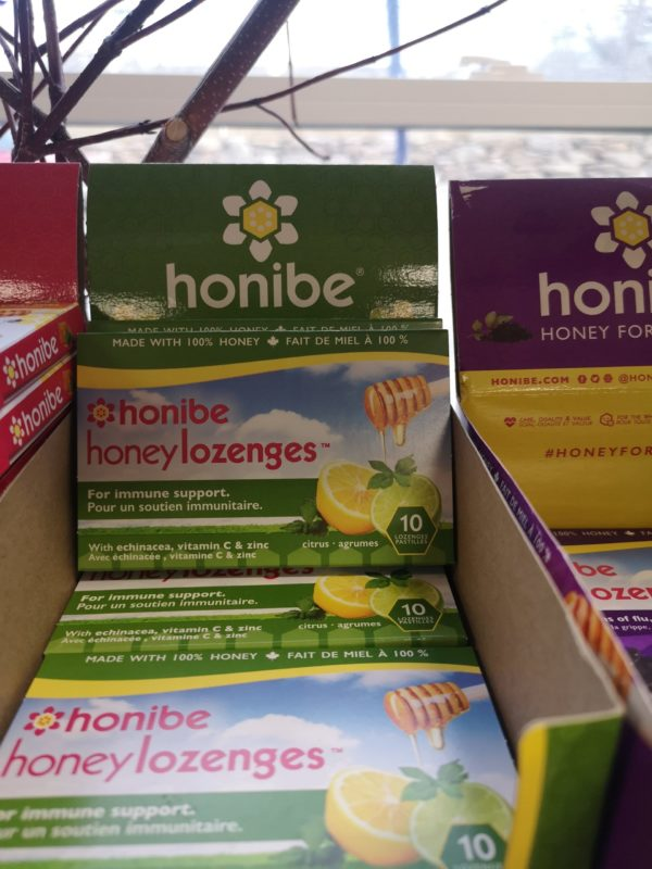 Honibe - Honey Lozenges - Citrus (10 pc)