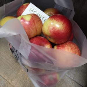 Apples, MacIntosh, 5 lbs