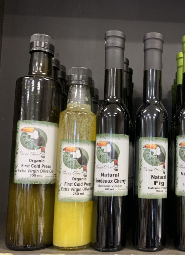 Tucan Olive Oil, Extra Virgin Cold Pressed 500 ml