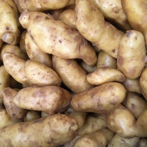 Potatoes, Yellow Fingerling 900g