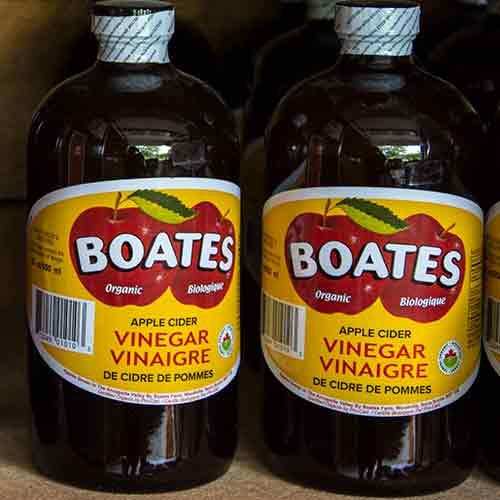 Boates Apple Cider Vinegar, Organic, 950ml