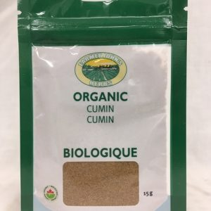 Dried Organic Herbs