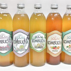 Solas Kombucha